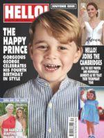 Hello! Magazine [United Kingdom] (31 July 2017)