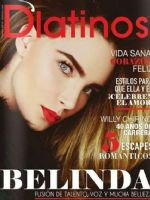 D'latinos Magazine [Mexico] (February 2016)