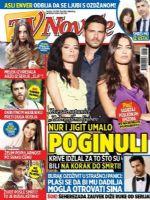 TV Novele Magazine [Serbia] (15 April 2019)