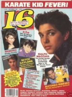 16 Magazine [United States] (September 1986)