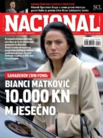 Nacional Magazine [Croatia] (25 January 2011)