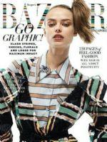 Harper's Bazaar Magazine [Singapore] (March 2018)