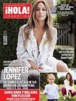 Hola! Magazine [Argentina] (10 October 2017)