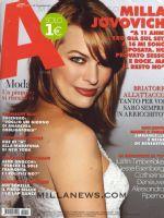 A Magazine [Italy] (11 November 2010)