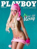 Playboy Magazine [South Africa] (December 2013)