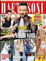 Haftasonu Magazine [Turkey] (17 September 2014)