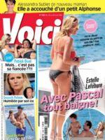 Voici Magazine [France] (22 August 2014)