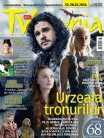 TV Mania Magazine [Romania] (22 April 2016)