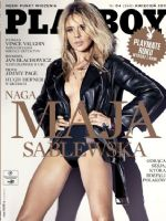 Playboy Magazine [Poland] (April 2015)