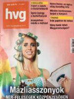 Hvg Magazine [Hungary] (18 April 2019)
