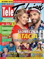 Tele Tydzień Magazine [Poland] (12 July 2019)