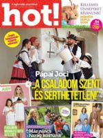 HOT! Magazine [Hungary] (18 April 2019)