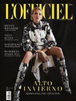 L'Officiel Magazine [Argentina] (July 2018)