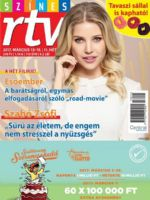 Szines Rtv Magazine [Hungary] (13 March 2017)