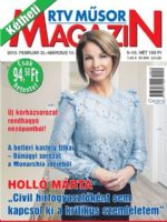 Kétheti RTV Műsormagazin Magazine [Hungary] (25 February 2019)