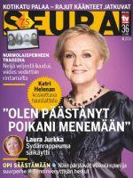 Seura Magazine [Finland] (3 September 2009)