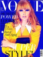 Vogue Magazine [Germany] (October 2011)