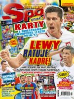 BRAVO sport Magazine [Poland] (26 October 2016)