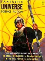 Fantastic Universe Magazine [United States] (June 1955)