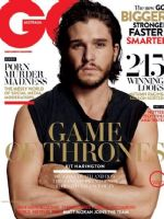 GQ Magazine [Australia] (April 2015)