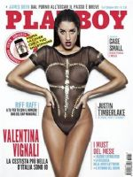 Playboy Magazine [Italy] (October 2013)
