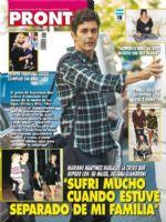 Pronto Magazine [Argentina] (29 April 2015)