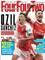 Four Four Two Magazine [Australia] (March 2017)