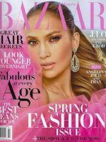Harper's Bazaar Magazine [United States] (April 2018)