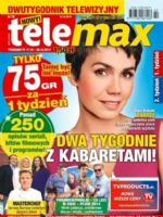Tele Max Magazine [Poland] (17 October 2014)