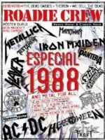 Roadie Crew Magazine [Brazil] (May 2018)