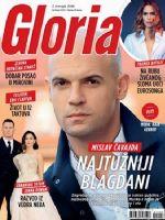 Gloria Magazine [Croatia] (5 April 2018)