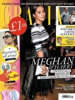 Grazia Magazine [United Kingdom] (10 April 2017)