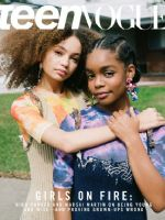 Teen Vogue Magazine [United States] (April 2019)