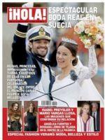 Hola! Magazine [Mexico] (24 June 2015)