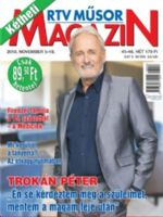 Kétheti RTV Műsormagazin Magazine [Hungary] (5 November 2018)