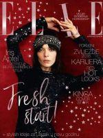 Elle Magazine [Croatia] (January 2018)