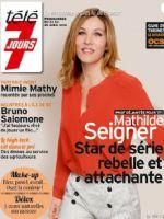 Télé 7 Jours Magazine [France] (23 April 2016)