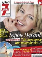 Télé 7 Jours Magazine [France] (26 May 2012)