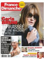 France-Dimanche Magazine [France] (26 January 2018)