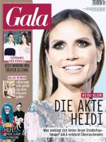 Gala Magazine [Germany] (1 March 2018)