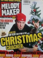 Melody Maker Magazine [United Kingdom] (30 December 2000)