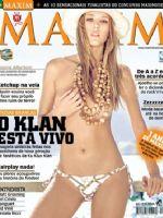 Maxim Magazine [Brazil] (August 2009)