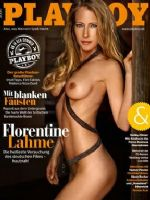 Playboy Magazine [Germany] (August 2015)