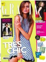 Grazia Magazine [Croatia] (June 2012)