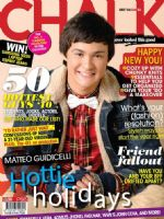 Chalk Magazine [Philippines] (December 2010)