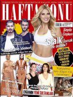 Haftasonu Magazine [Turkey] (12 October 2016)
