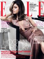 Elle Magazine [Hungary] (November 2012)