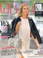 Grazia Magazine [Germany] (1 September 2016)