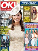 OK! Magazine [United Kingdom] (24 June 2014)