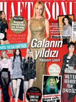 Haftasonu Magazine [Turkey] (16 March 2016)
